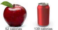 calorias maca