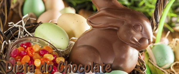 dieta do chocolate