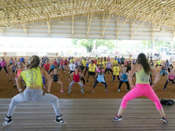 Zumba Emagrece - Aula Queima Gordura Localizada