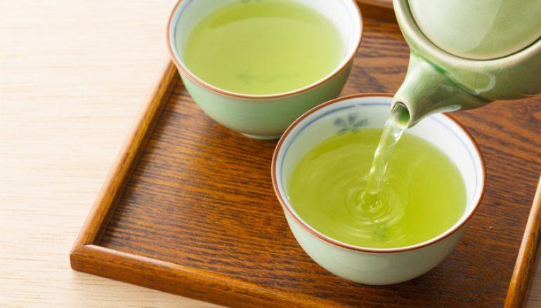 Banefícios do Chá verde