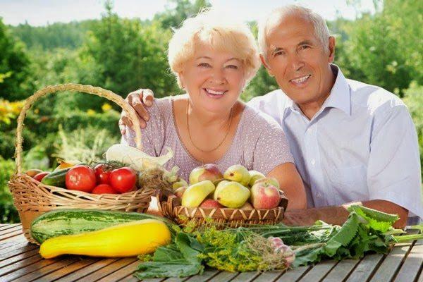 Alimentação balanceada para uma boa saúde