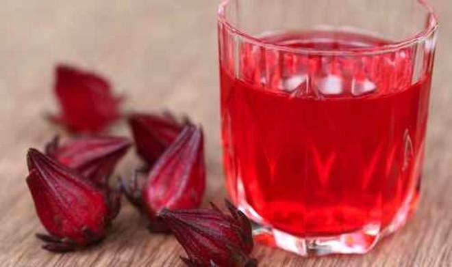 cha de hibisco acelera o metebolismo