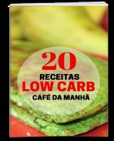 20 receitas low carb para o café da manhã