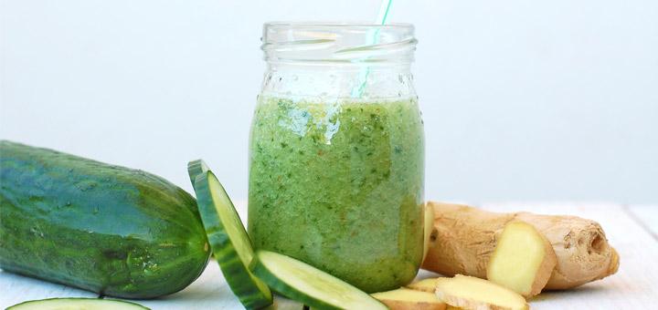 Suco Verde que Emagrece Dormindo - Queimar Gordura a Noite