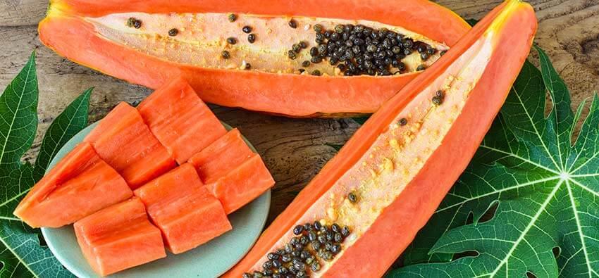 Como funciona a dieta do mamão para emagrecer?