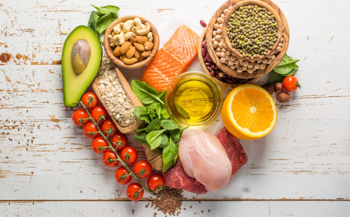 Alimentos permitidos na dieta Dash