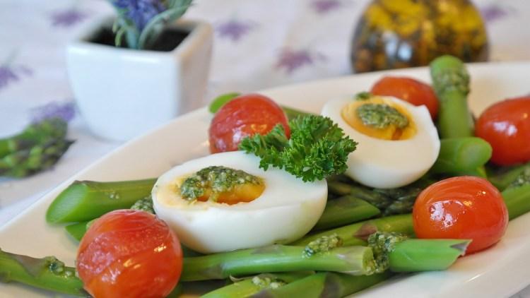 Alimentos permitidos na dieta do ovo: