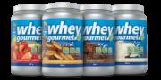 whey protein gourmet