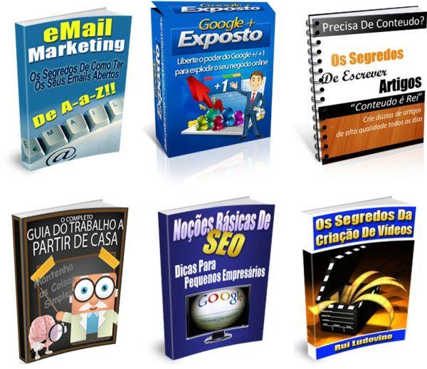 Ebooks para ganhar dinheiro em casa
